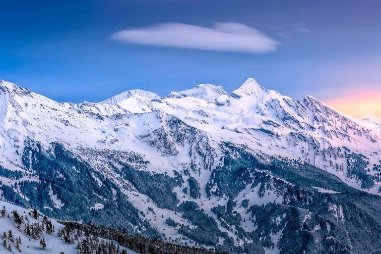 montagnes-suisses